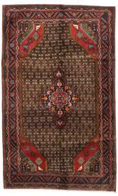 Koliai Teppe 150X244 Ekte Orientalsk Håndknyttet Mørk Rød/Mørk Brun (Ull, Persia/Iran)