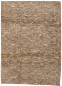 Loribaft Persia Teppe 215X295 Ekte Moderne Håndknyttet Brun/Lys Grå (Ull, Persia/Iran)