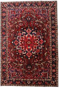 Bakhtiar Teppe 208X310 Ekte Orientalsk Håndknyttet Mørk Rød/Mørk Brun (Ull, Persia/Iran)