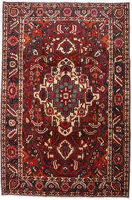 Bakhtiar Teppe 211X320 Ekte Orientalsk Håndknyttet Mørk Rød/Mørk Brun (Ull, Persia/Iran)