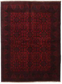 Afghan Khal Mohammadi Teppe 172X230 Ekte Orientalsk Håndknyttet Mørk Rød (Ull, Afghanistan)