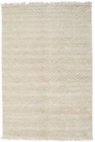 Vanice - Beige Teppe 160X230 Ekte Moderne Håndknyttet Mørk Beige/Lys Grå ( India)