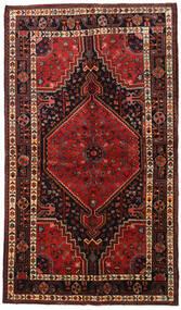 Toiserkan Teppe 136X236 Ekte Orientalsk Håndknyttet Mørk Rød/Mørk Brun (Ull, Persia/Iran)