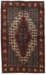 Koliai Teppe 151X245 Ekte Orientalsk Håndknyttet Mørk Brun/Mørk Rød (Ull, Persia/Iran)