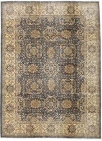Ziegler Ariana Teppe 210X285 Ekte Orientalsk Håndknyttet Lys Grå/Lysbrun (Ull, Afghanistan)