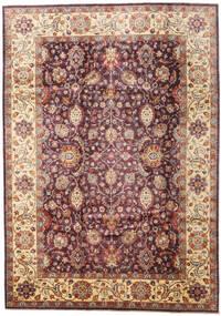 Ziegler Ariana Teppe 203X287 Ekte Orientalsk Håndknyttet Mørk Rød/Mørk Brun (Ull, Afghanistan)