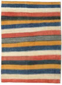 Gabbeh Persia Teppe 175X234 Ekte Moderne Håndknyttet Mørk Blå/Rød (Ull, Persia/Iran)