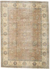 Ziegler Ariana Teppe 204X281 Ekte Orientalsk Håndknyttet Lys Grå/Lysbrun (Ull, Afghanistan)