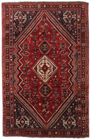 Ghashghai Teppe 178X272 Ekte Orientalsk Håndknyttet Mørk Rød/Mørk Brun (Ull, Persia/Iran)