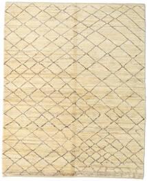 Gabbeh Persia Teppe 159X197 Ekte Moderne Håndknyttet Beige/Mørk Beige (Ull, Persia/Iran)