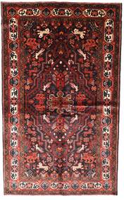 Koliai Teppe 150X250 Ekte Orientalsk Håndknyttet Mørk Rød/Mørk Brun (Ull, Persia/Iran)
