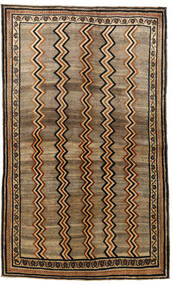Ghashghai Teppe 133X226 Ekte Orientalsk Håndknyttet Lysbrun/Brun (Ull, Persia/Iran)