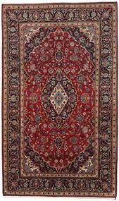 Keshan Teppe 178X294 Ekte Orientalsk Håndknyttet Mørk Rød/Mørk Brun (Ull, Persia/Iran)