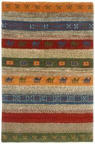 Gabbeh Persia Teppe 120X178 Ekte Moderne Håndvevd Mørk Brun/Brun (Ull, Persia/Iran)