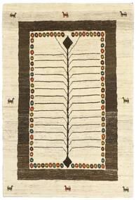 Gabbeh Persia Teppe 118X177 Ekte Moderne Håndvevd Beige/Mørk Brun (Ull, Persia/Iran)