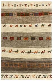 Gabbeh Persia Teppe 118X182 Ekte Moderne Håndknyttet Beige/Lysbrun (Ull, Persia/Iran)