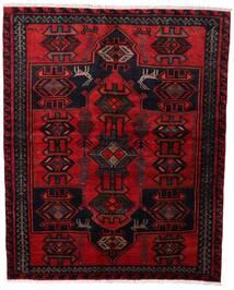 Lori Teppe 165X205 Ekte Orientalsk Håndknyttet Mørk Rød/Rød (Ull, Persia/Iran)