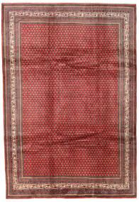 Sarough Mir Teppe 215X313 Ekte Orientalsk Håndknyttet Mørk Rød (Ull, Persia/Iran)