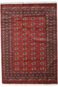 Pakistan Bokhara 3Ply Teppe 174X249 Ekte Orientalsk Håndknyttet Mørk Rød/Brun (Ull, Pakistan)
