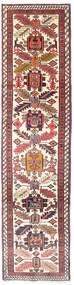 Ardebil Teppe 75X292 Ekte Orientalsk Håndknyttet Teppeløpere Beige/Mørk Rød (Ull, Persia/Iran)