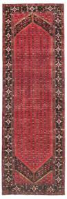 Enjelos Teppe 165X512 Ekte Orientalsk Håndknyttet Teppeløpere Mørk Rød/Mørk Grå (Ull, Persia/Iran)