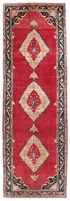 Koliai Teppe 161X500 Ekte Orientalsk Håndknyttet Teppeløpere Rød/Mørk Lilla (Ull, Persia/Iran)
