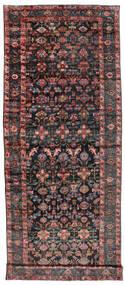 Sautchbulag 1920-1940 Teppe 230X620 Ekte Orientalsk Håndknyttet Teppeløpere Svart/Mørk Rød (Ull, Persia/Iran)