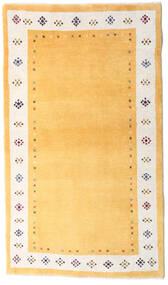 Loribaft Persia Teppe 83X145 Ekte Moderne Håndknyttet Beige/Lysbrun/Gul (Ull, Persia/Iran)