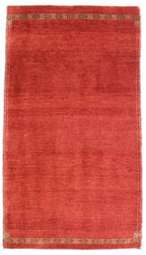 Loribaft Persia Teppe 73X132 Ekte Moderne Håndknyttet Rust/Rød (Ull, Persia/Iran)