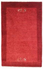 Loribaft Persia Teppe 79X128 Ekte Moderne Håndknyttet Rød/Rust (Ull, Persia/Iran)
