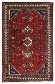 Ghashghai Teppe 80X125 Ekte Orientalsk Håndknyttet Mørk Rød/Svart/Rust (Ull, Persia/Iran)