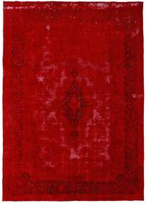 Vintage Heritage Teppe 239X332 Ekte Moderne Håndknyttet Rust/Mørk Rød/Rød (Ull, Persia/Iran)