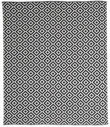 Torun - Svart/Neutral Teppe 250X300 Ekte Moderne Håndvevd Mørk Grå/Lys Grå Stort (Bomull, India)