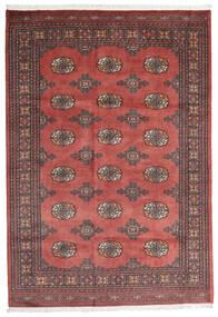 Pakistan Bokhara 3Ply Teppe 171X248 Ekte Orientalsk Håndknyttet Mørk Rød/Rust (Ull, Pakistan)
