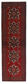 Beluch Teppe 66X218 Ekte Orientalsk Håndknyttet Teppeløpere Mørk Rød/Mørk Brun (Ull, Persia/Iran)