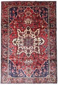 Bakhtiar Teppe 216X315 Ekte Orientalsk Håndknyttet Mørk Lilla/Mørk Rød (Ull, Persia/Iran)