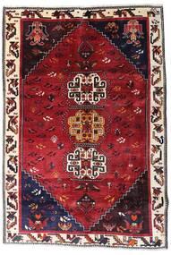 Ghashghai Teppe 179X266 Ekte Orientalsk Håndknyttet Mørk Rød/Mørk Brun (Ull, Persia/Iran)