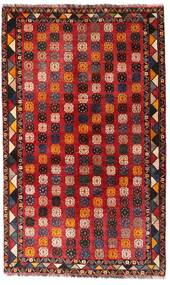 Ghashghai Teppe 118X196 Ekte Orientalsk Håndknyttet Mørk Rød/Rust (Ull, Persia/Iran)