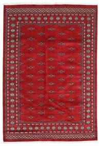 Pakistan Bokhara 2Ply Teppe 174X254 Ekte Orientalsk Håndknyttet Rød/Mørk Rød (Ull, Pakistan)