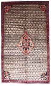 Koliai Teppe 152X260 Ekte Orientalsk Håndknyttet Mørk Brun/Lys Grå (Ull, Persia/Iran)