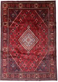 Joshaghan Teppe 240X330 Ekte Orientalsk Håndknyttet Mørk Rød/Rød (Ull, Persia/Iran)