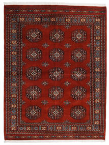 Pakistan Bokhara 3Ply Teppe 171X225 Ekte Orientalsk Håndknyttet Mørk Rød/Rød (Ull, Pakistan)