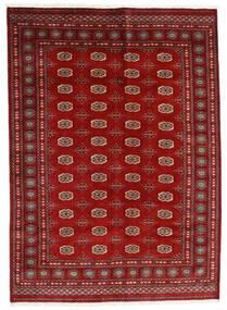 Pakistan Bokhara 3Ply Teppe 174X240 Ekte Orientalsk Håndknyttet Mørk Rød/Rust (Ull, Pakistan)