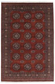 Pakistan Bokhara 3Ply Teppe 168X248 Ekte Orientalsk Håndknyttet Mørk Rød/Mørk Brun (Ull, Pakistan)