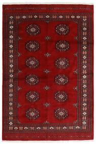 Pakistan Bokhara 3Ply Teppe 168X253 Ekte Orientalsk Håndknyttet Mørk Rød/Rød (Ull, Pakistan)