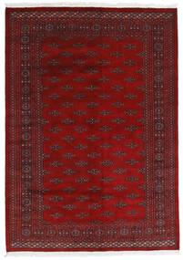 Pakistan Bokhara 3Ply Teppe 169X238 Ekte Orientalsk Håndknyttet Mørk Rød/Rust (Ull, Pakistan)