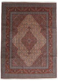 Ardebil Teppe 265X364 Ekte Orientalsk Håndknyttet Mørk Rød/Mørk Brun Stort (Ull, Persia/Iran)
