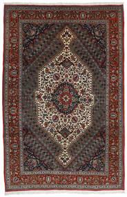 Bakhtiar Teppe 204X314 Ekte Orientalsk Håndknyttet Mørk Rød/Mørk Grå/Mørk Brun (Ull, Persia/Iran)