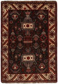 Ghashghai Teppe 118X167 Ekte Orientalsk Håndknyttet Mørk Brun (Ull, Persia/Iran)