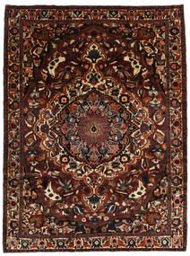 Bakhtiar Teppe 230X305 Ekte Orientalsk Håndknyttet Mørk Brun (Ull, Persia/Iran)